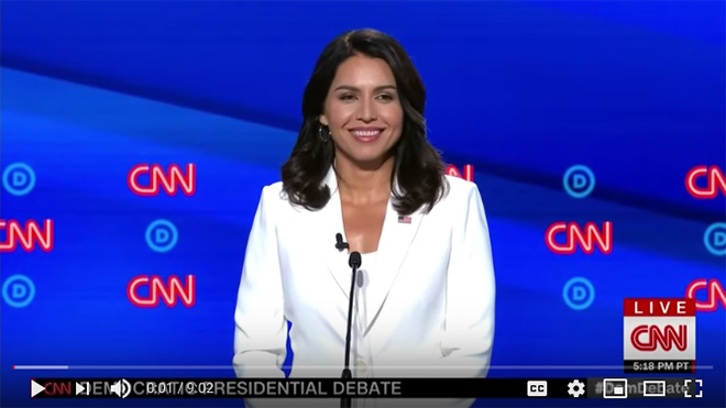 Click to watch highlights from the 2nd Democratic Debate