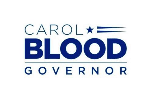 Carol Blood for Nebraska Governor Website