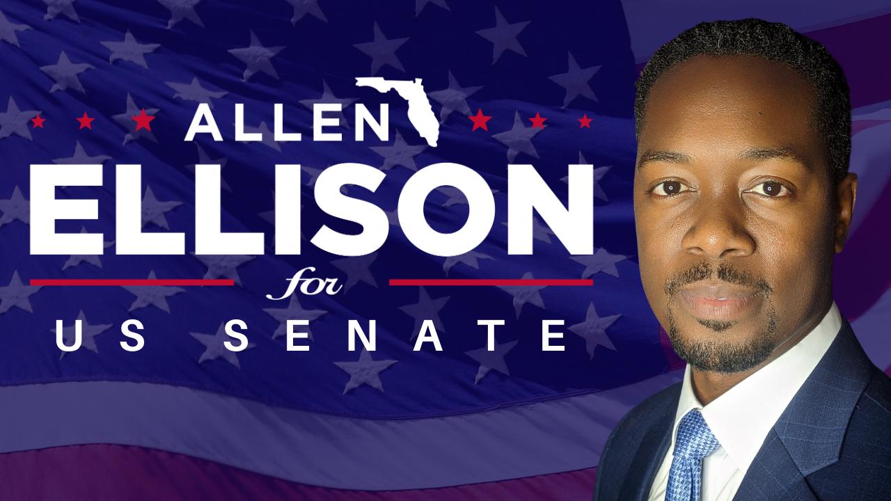 Allen Ellison for US Senate