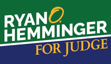 Hemminger for Judge