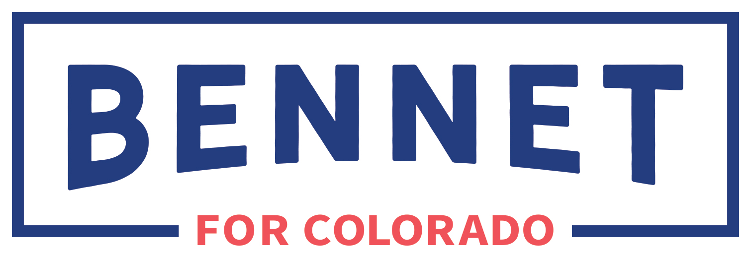 Michael Bennet for Colorado