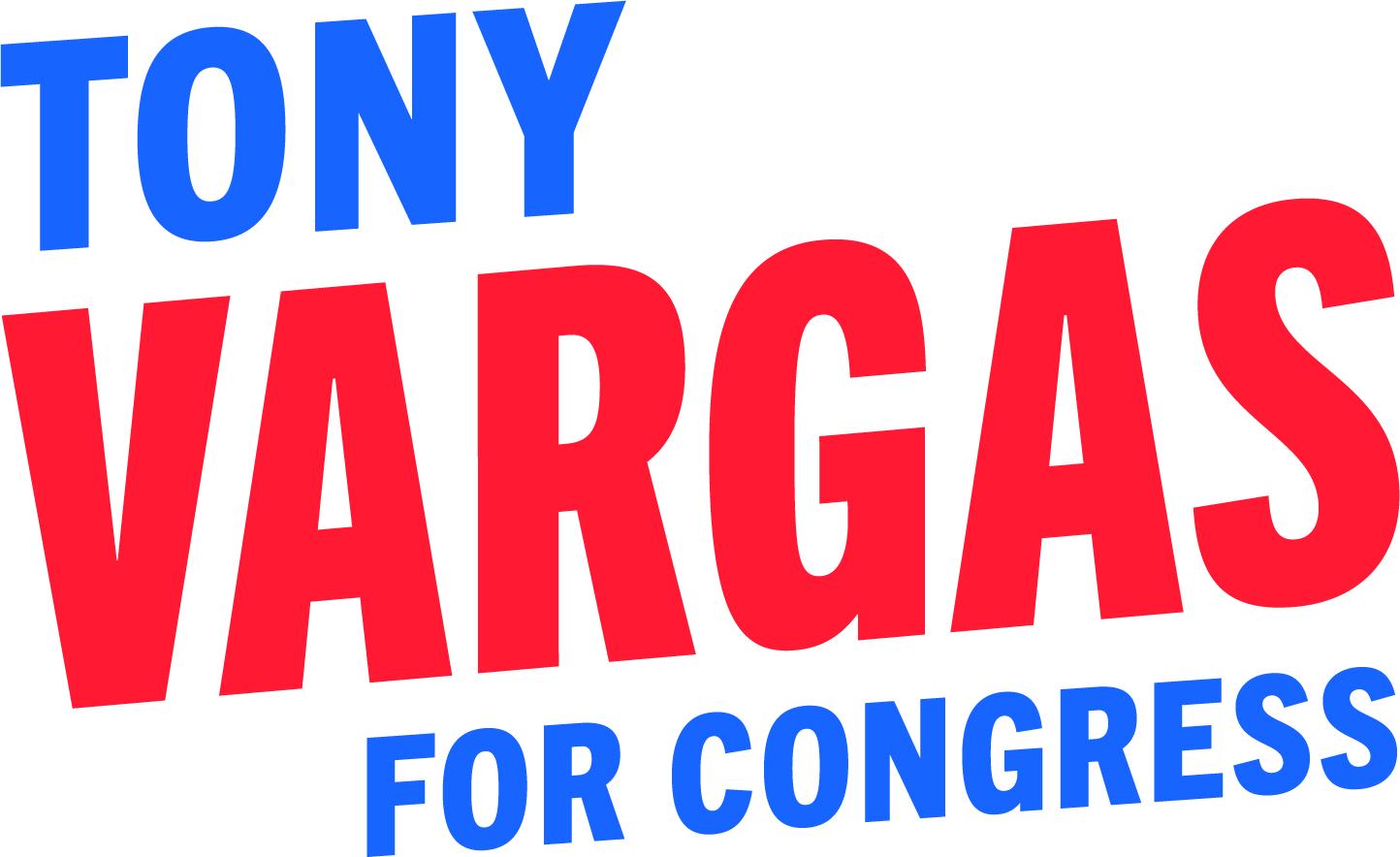 Tony Vargas for Congress