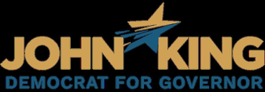 John King for Governor