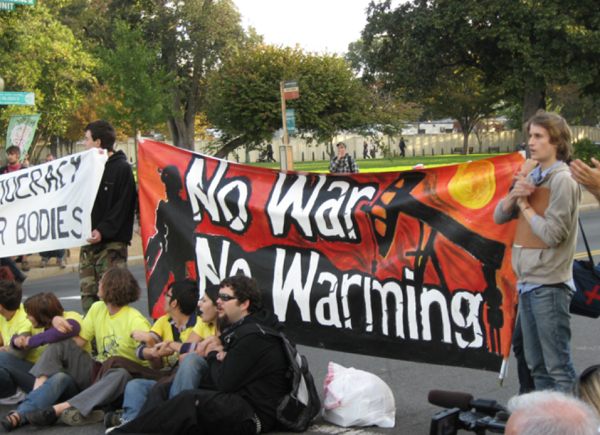 No Wars No Warming