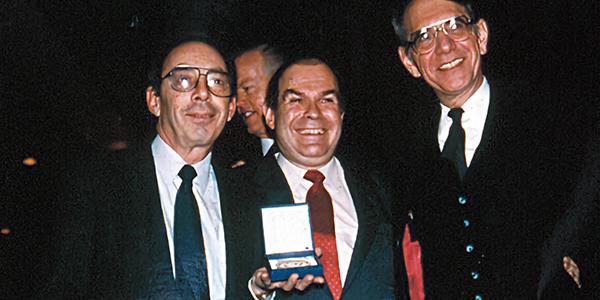 Dr. Jack Geiger IPPNW Nobel Prize