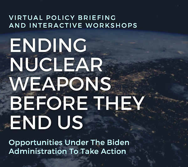 Ending Nuclear Weapons graphic