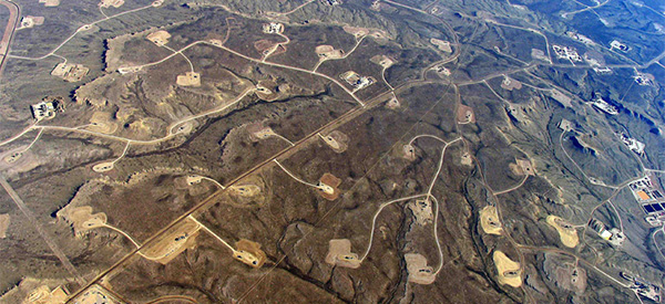 Methane Field