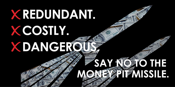 Money Pit Missile graphic