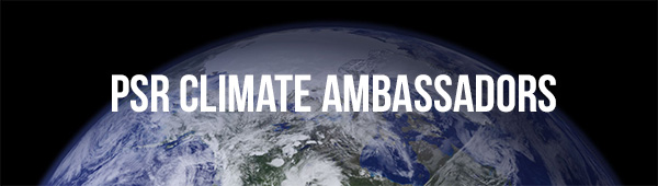 PSR Climate Ambassadors