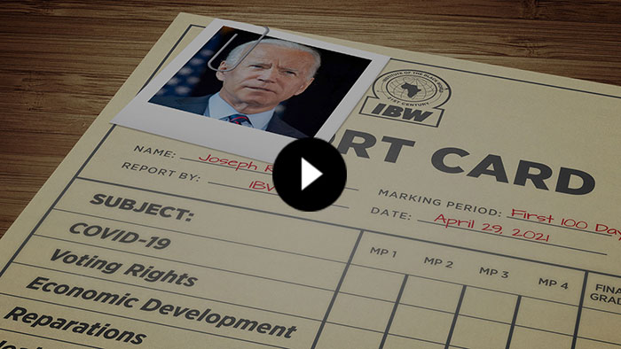 Report Card on President Biden: The First 100 Days (A Virtual National Forum) - YouTube
