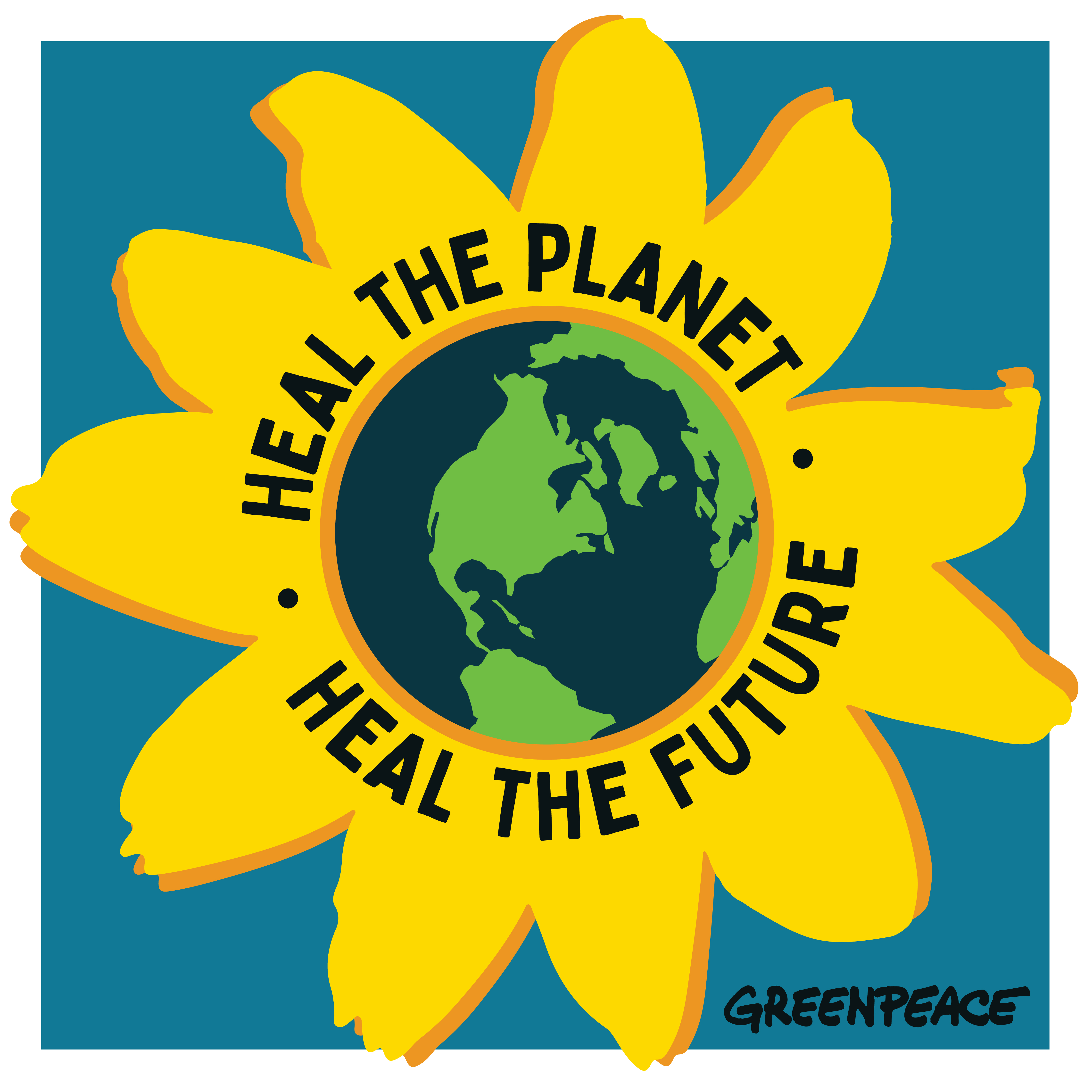 Free Greenpeace Sticker: Get yours Today - Greenpeace