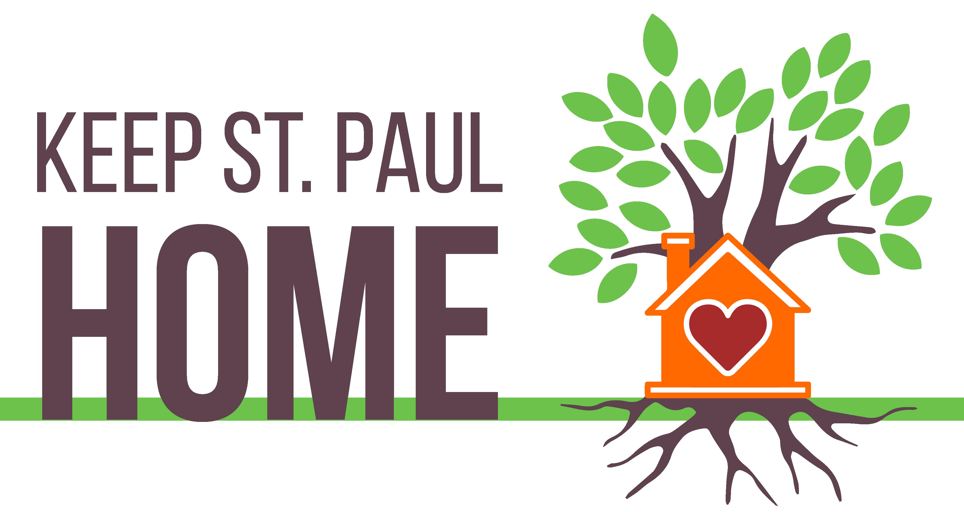 Keep Saint Paul Home Logo