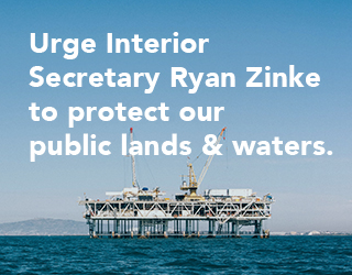 Protect public lands and water
