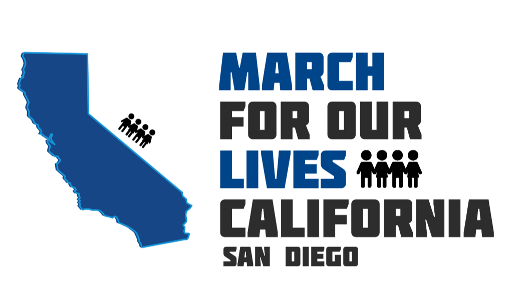 March For Our Lives San Diego