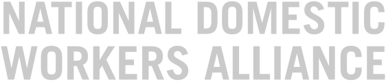 National Domestic Workers Alliance (Logo)